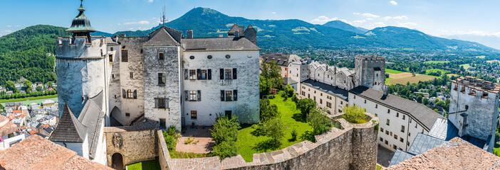 Hohensalzburg Fortress in Salzburg