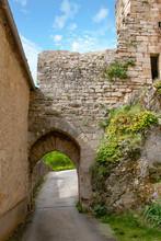 Rocamadour. Porte Cabilière, ...