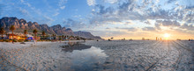 Panorama Of Camps Bay, Near Ca...