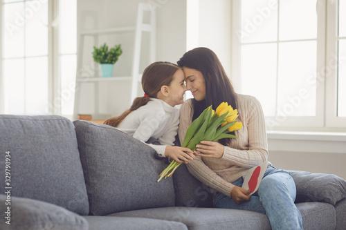 Obraz na plátně Happy mothers day