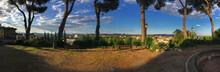 Beautiful Florence Sunset City...