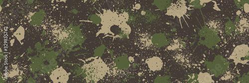 Fotografija Splash camouflage background