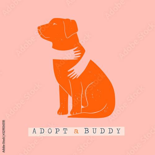 Photo Adopt a Buddy