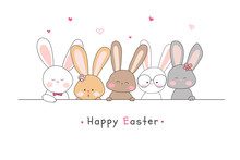 Easter Egg Hunt Poster Invitat...