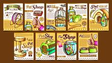Pet Shop Assortment Advertisin...