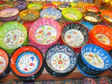 Turkish Street Market Bowls In...