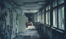 Abandoned Radioactive School I...