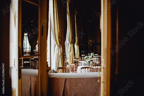 Photo Salle de réception de Mariage parisienne