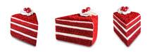 Red Velvet Cake With Cream Che...