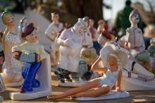 Porcelain Vintage Figurines. S...