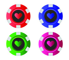 Fish Poker Icons
