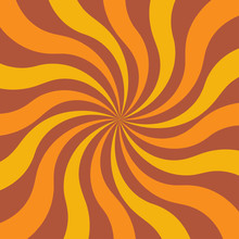 An Abstract Psychedelic Spiral Shaped Background Image.