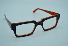 Pair Of Stylish Eyewear In Bla...