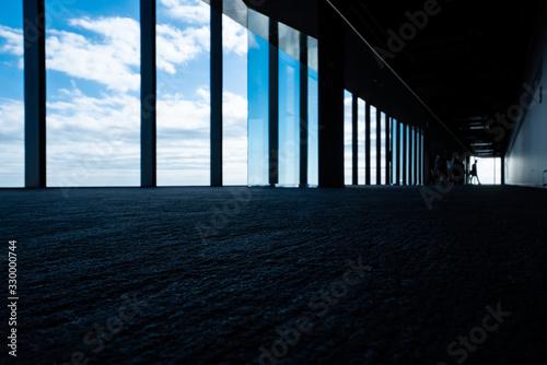 Photo 展望台の眺めと大きな窓