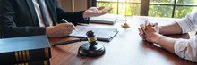 Male Notary Lawyer Or Judge Co...