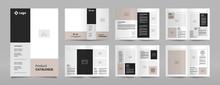 Modern Company Product Catalog...