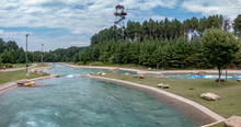 Natinal Whitewater Center In C...