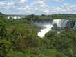 Paisajes de las cataratas de Iguazú