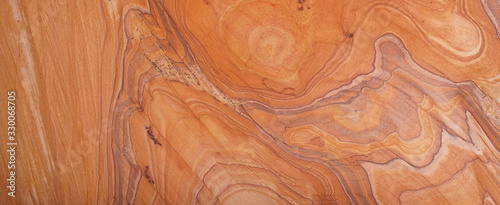 Photo Brown beige abstract marble granite natural sand stone texture panorama