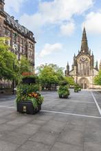 Glasgow Cathedral, Glasgow, Sc...