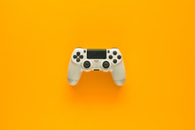 Stock Photo Of A Gamepad On A ...