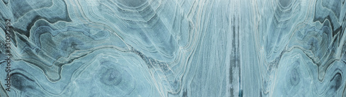 Turquoise aquamarine white abstract marble granite natural stone texture background