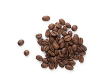 Heap Of Roasted Coffee Beans I...