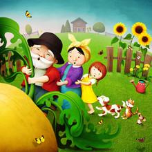 Fantasy Folklore Fairy Tale Ab...