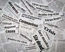 Coronavirus, Covid-19 Newspape...