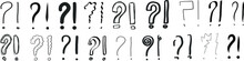 Question Marks Exclamation Poi...