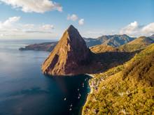 Saint Lucia Caribbean Island, ...
