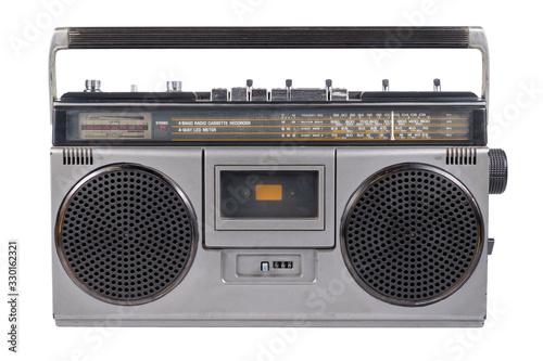 Cuadros en Lienzo Retro Portable Radio
