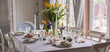 Easter Festive Spring Table Se...