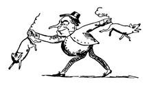 Edward Lear, Vintage Illustrat...