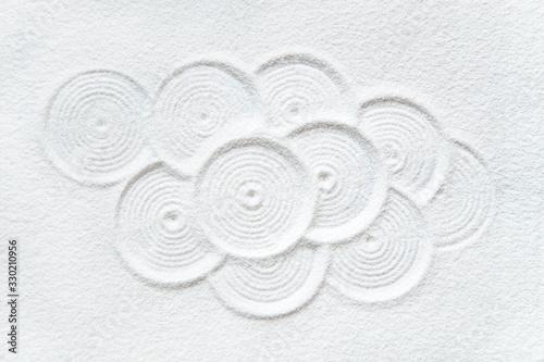 Cuadros en Lienzo Zen pattern