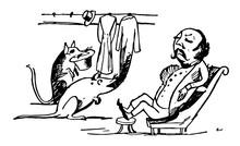 Edward Lear, Vintage Illustration