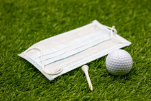 Face Mask For Golfer To Play G...