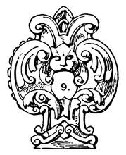 German 17th Century Chair, Vin...