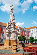 Liberty's Square In Timisoara,...