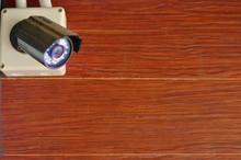 Camera Cctv On The Wall....