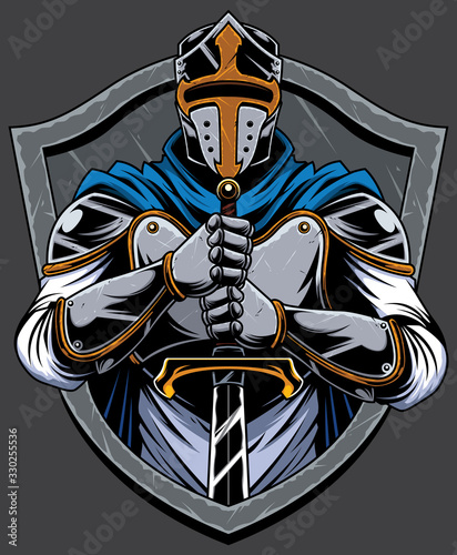 Photo Knight Templar Mascot
