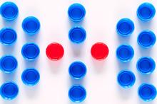 Plastic Bottle Caps Symmetrica...