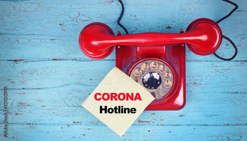 Photo Kontakt und Hilfe telefonisch