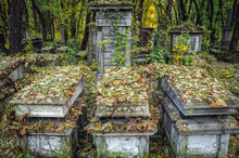 Tombs On The Jewish Cemetery L...