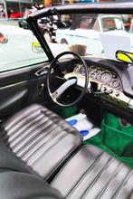 Passenger Compartment Of Retro...