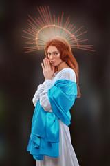 saint Virgin Mary