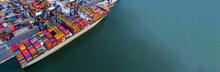 Container Ship Carrying Contai...