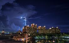 Atlantis Bahamas At Hurrican S...