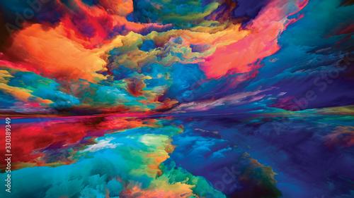 Obrazy kolorowe  spirit-of-dreamland