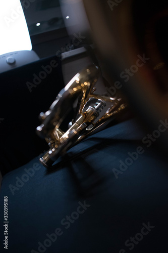 Photo Trumpet life